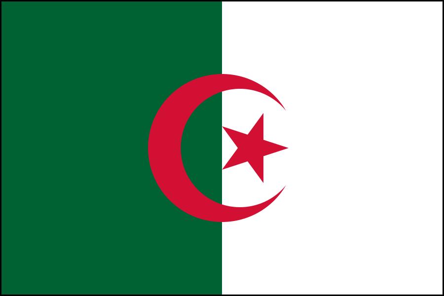 Algeria bandiera