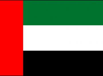 Emirati Arabi Uniti bandiera