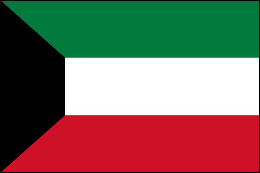 Kuwait bandiera