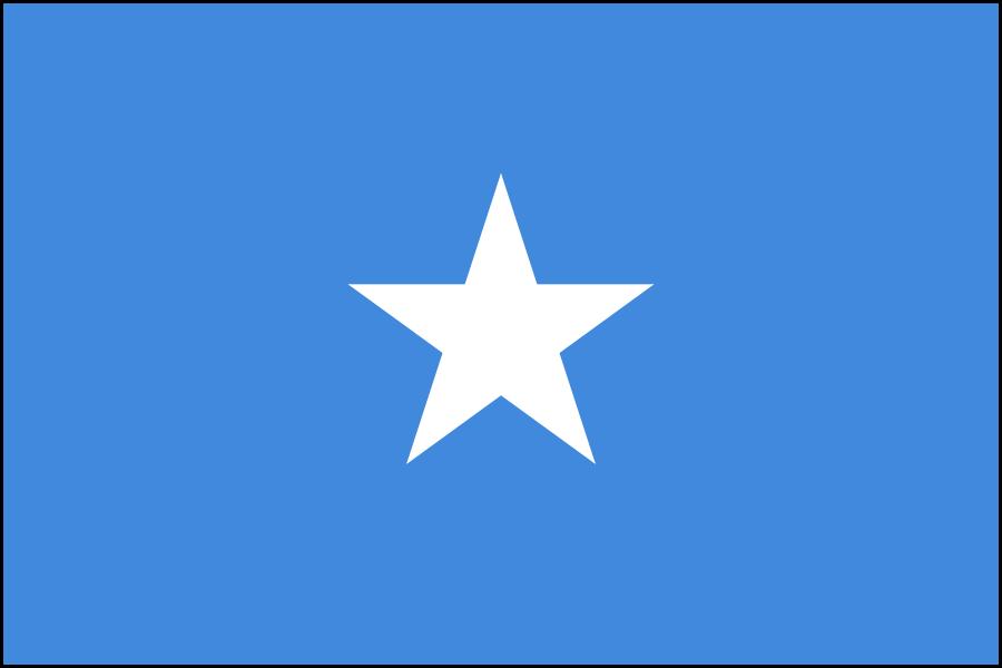 Somalia bandiera
