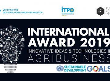 UNIDO International Award 2019